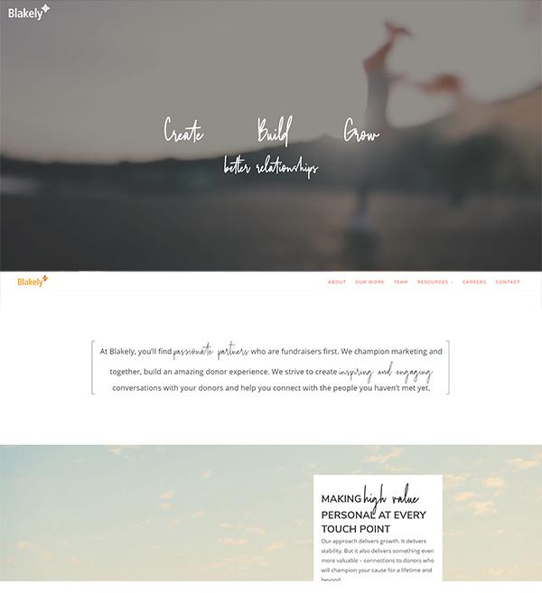 Blakely Website