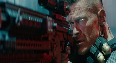 Josh Brolin is Really Excited for His Future as Cable