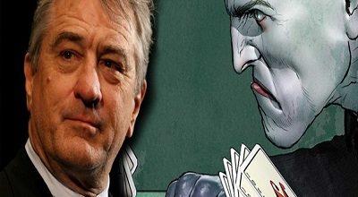 Oscar Winner Robert De Niro In Talks To Join Stand Alone 'Joker' Film