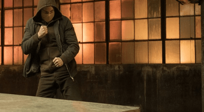 'Iron Fist' Twitter Teases Conflict Between Danny and Davos