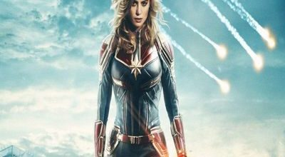 'Captain Marvel' Trailer May Appear Within The Next Two Weeks