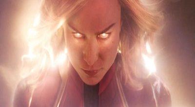 'Captain Marvel' Trailer Has Landed