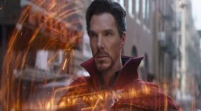 The One Regret Benedict Cumberbatch Had After 'Avengers Infinity War'