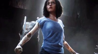 Alita: Battle Angel New Trailer
