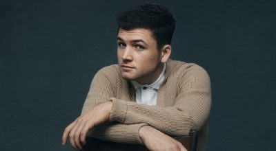 Taron Egerton Hopes Third 'Kingsman' Is Better Received Than The Second One