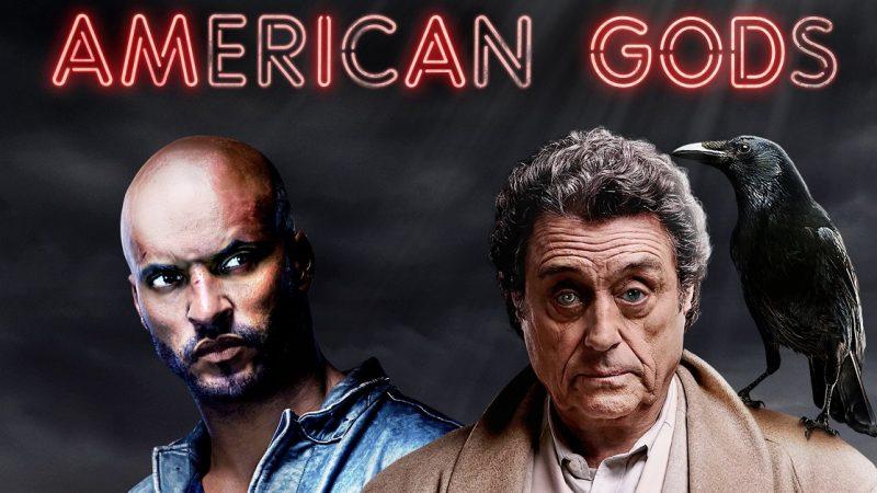 American Gods Geek Vibes Nation