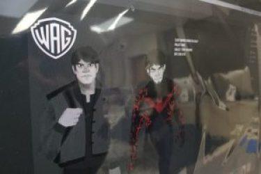 Warner Bros  Developing a Animated Batman Beyond Film - Geek