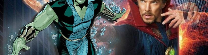 Doctor Strange Director Teases Possible Namor Appearance