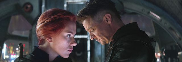 Does A Scene in 'Endgame' Give a Possible Clue For 'The Black Widow' Solo Film?