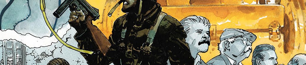DC Vertigo to Release Six Days: The Incredible Story of D-Day's Lost Chapter