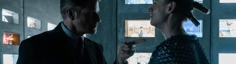American Gods's Bruce Langley Talks Technical Boys Transformations Plus Dynamic with Crispin Glover's Mr. World