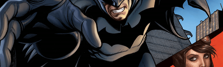 DC Comic Review: Batman #71