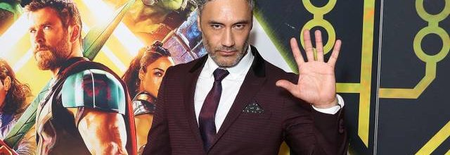 Taika Waititi Attached to Mystery Project That Will Be Finished Before He Films Thor: Love and Thunder [UPDATE]