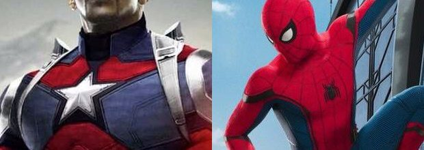 Sam Wilson As Captain America Nearly Made His Debut in Spider-Man Far From Home