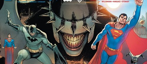 Batman/Superman Series First Look Takes a Step into The Batman Who Laughs Lair