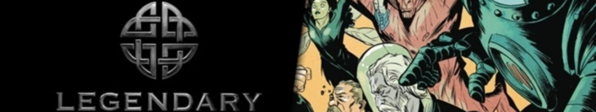 Legendary's 'Black Hammer' Universe Optioned for TV and Film