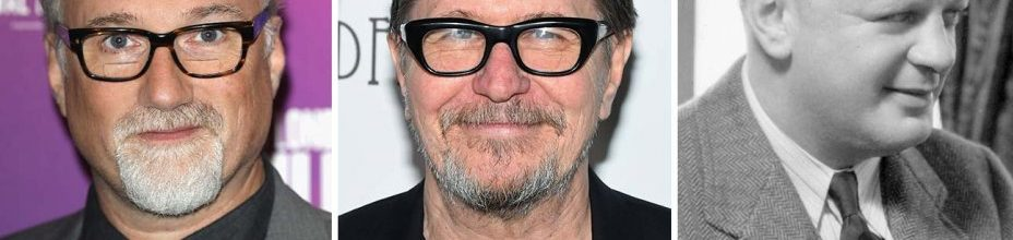 David Fincher and Gary Oldman Team for B&W Film 'Mank' for Netflix