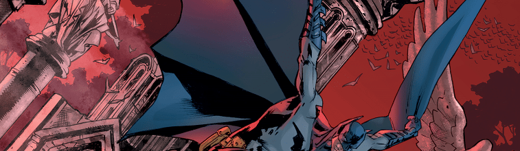 DC Comics Announces New Max-Series 'The Batman's Grave' by Warren Ellis and Bryan Hitch