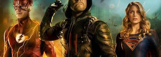 Arrowverse: New Images Debut Ahead of Comic Con for The CW's DCTV Shows