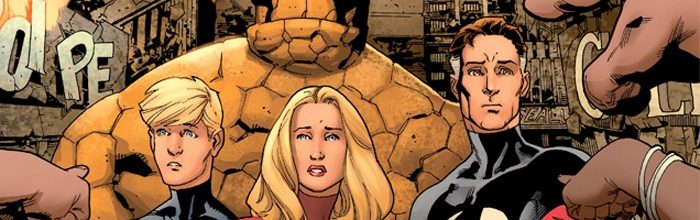 A Theory: Fantastic Four – Marvel Cinematic Universe