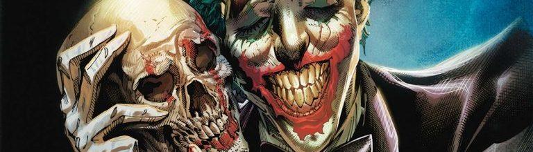THE JOKER: 'Halloween' Creator To Co-Write DC Comic