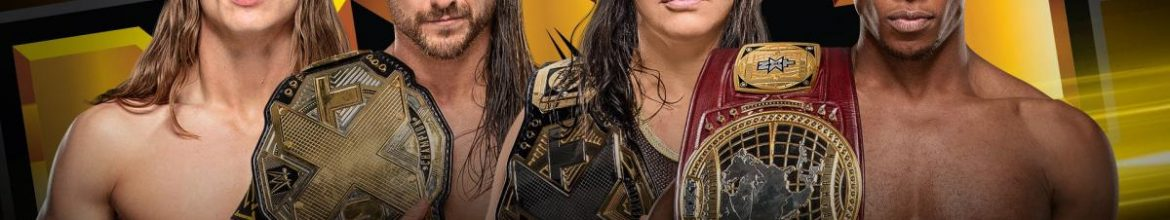 Wednesday Nights Just Got Hotter As WWE Announces NXT Moving to USA Network
