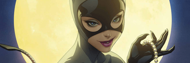 Catwoman #14 Hermosa Heat Review