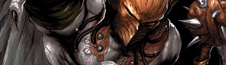 DC Comics Give Hints to The Infected With King Shazam! #1 and Scarab #1