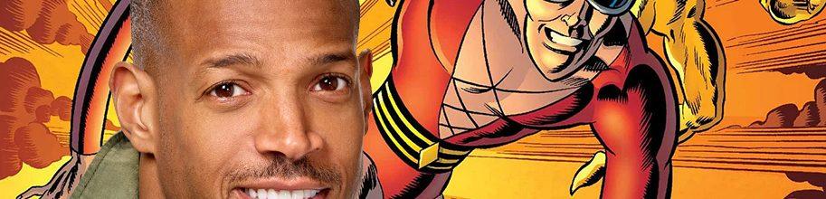 Comedian Marlon Wayans Would Like to Play Plastic Man