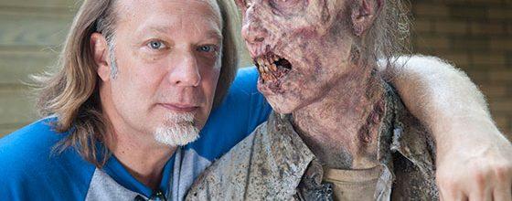 "Greg Nicotero Talks About The Season Premiere of Season Ten of The Walking Dead: ""It's Pretty Badass"""