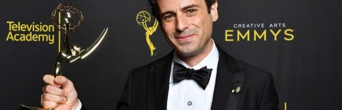 Luke Kirby Wins First Emmy for Guest Starring in Amazon Prime's The Marvelous Mrs. Maisel