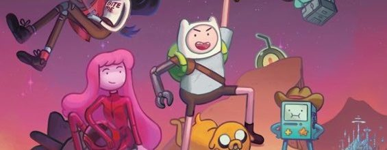 Adventure Time to Return in 2020 on HBO Max