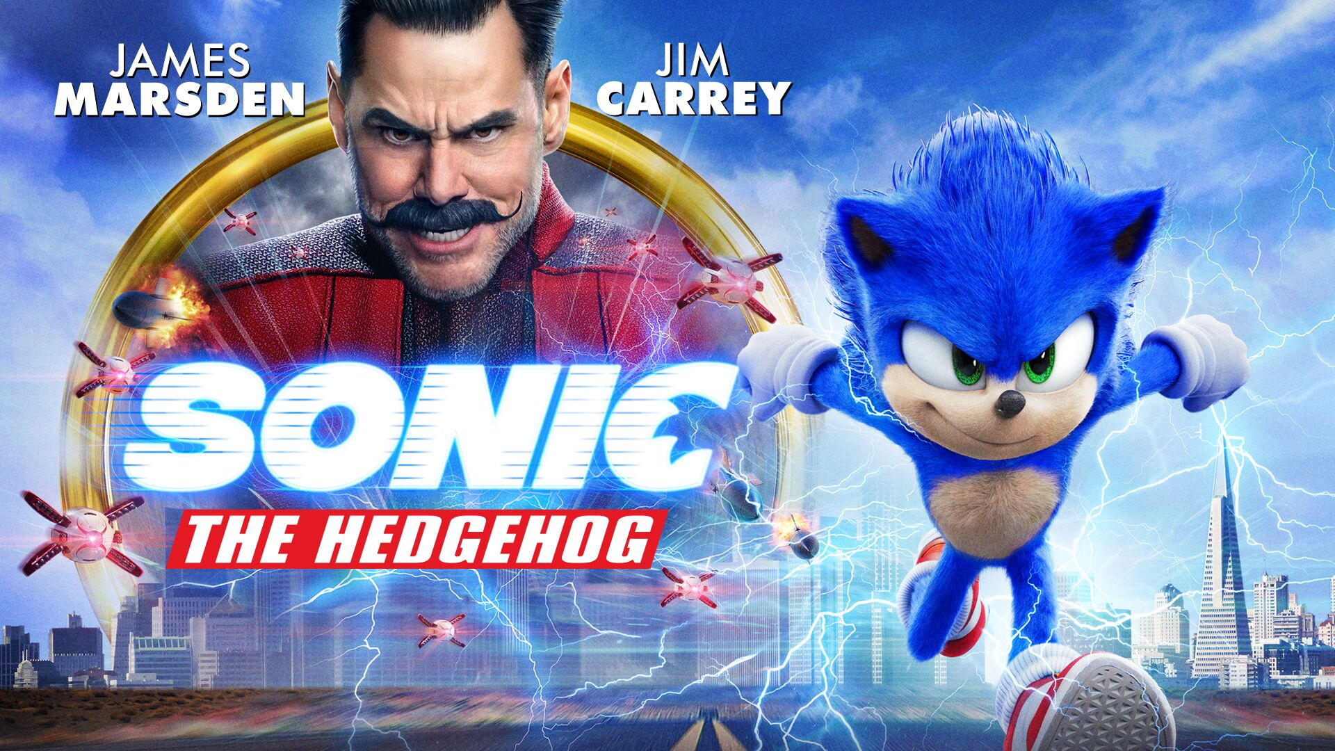 Sonic The Hedgehog Races To Digital On March 31 4k Blu Ray To Follow In May