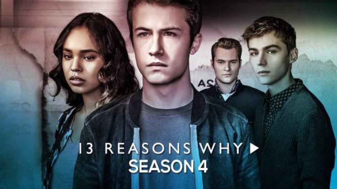 13 Reasons Why Season 4 Netflix
