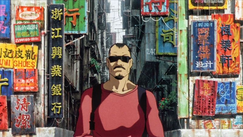 Ghost In The Shell 4k Uhd Blu Ray Review Landmark Anime Classic As Relevant As Ever