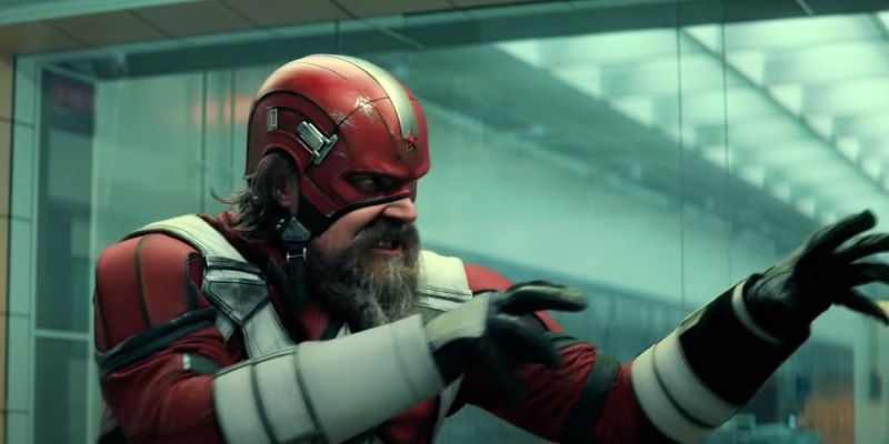 Black Widow's David Harbour Explains How He Got the Role of Red Guardian