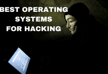 operating Systems used by Hackers