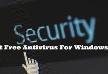 Best Free Antivirus Software For Windows 10
