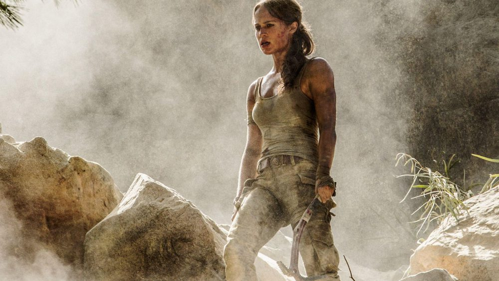 Nem törik meg az átok – Tomb Raider kritika
