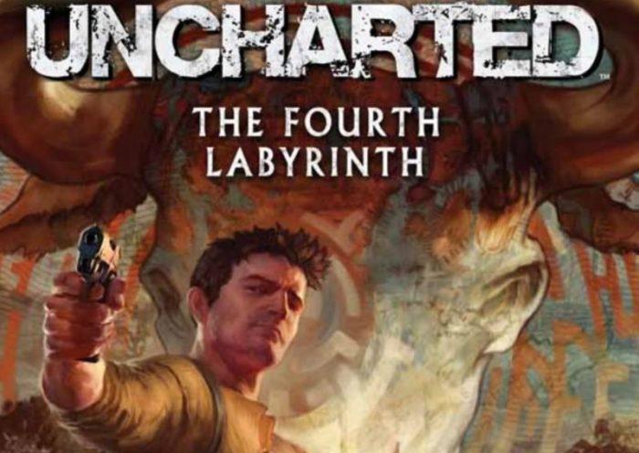 uncharted könyv
