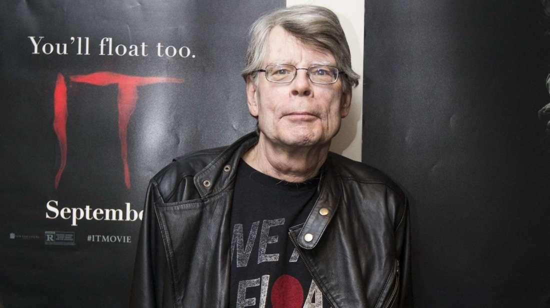 71 éves az élő horror-legenda, Stephen King