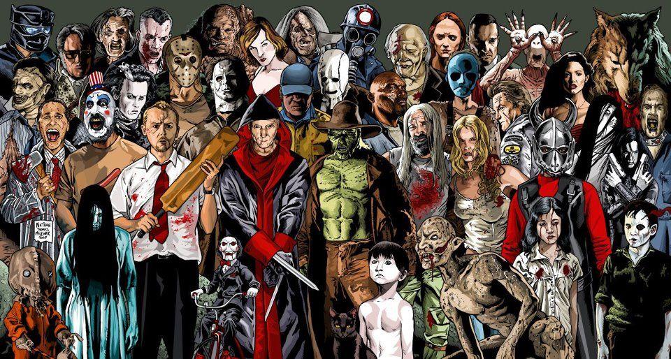 HorrorGeek: Borzongás 5. Magazinajánló