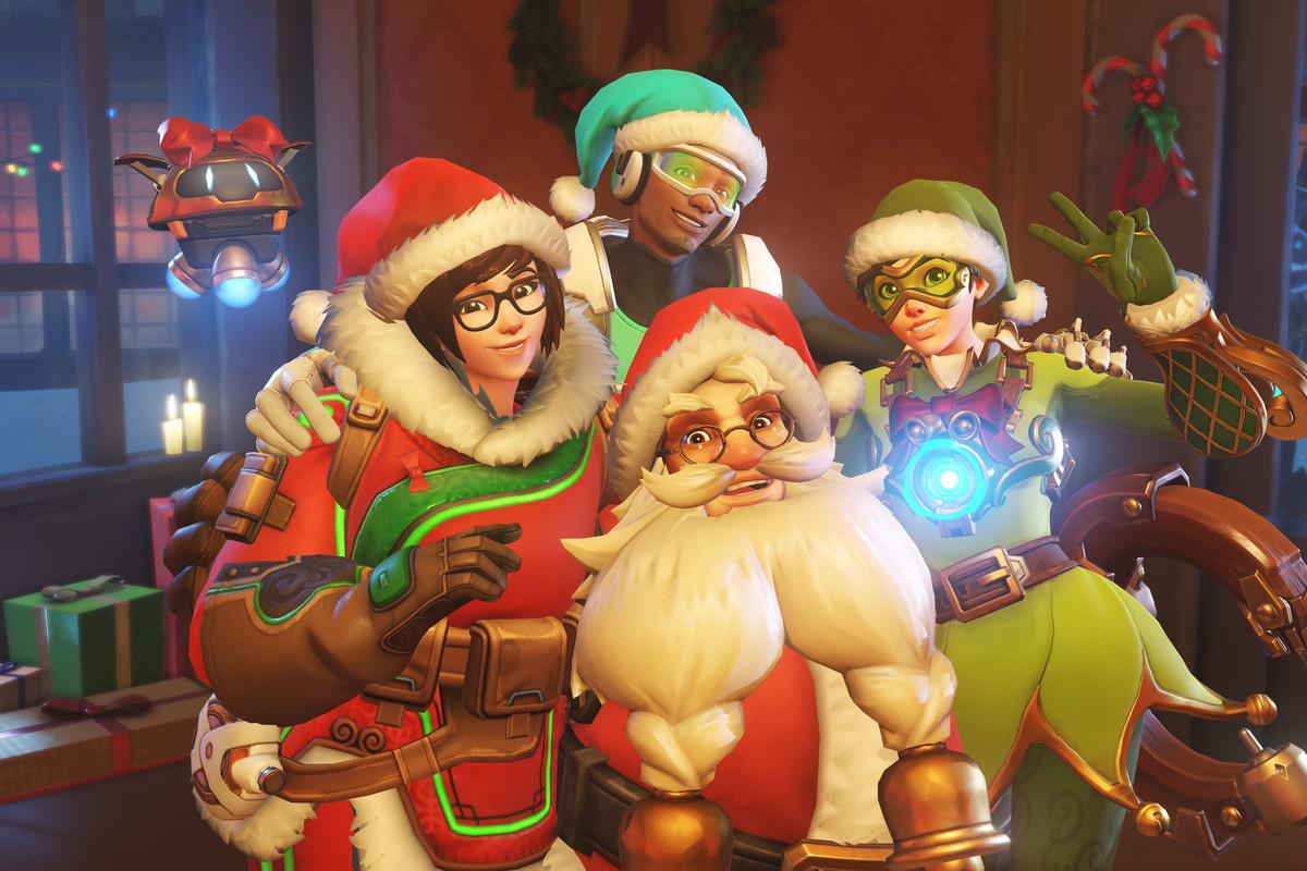 TOP 5 Karácsonyi Esemény Játékokban