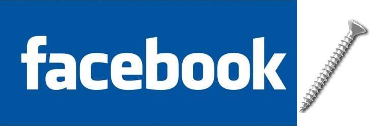 facebook screw