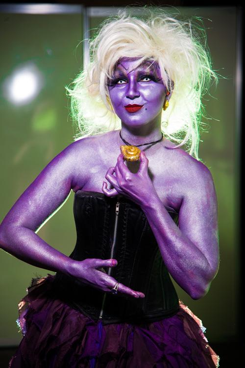 Ursula Amp Ariel Cosplay