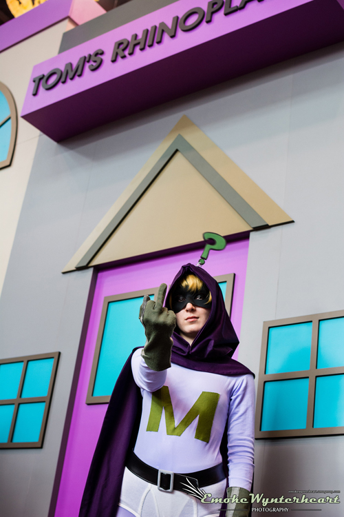 Mysterion South Park Cosplay