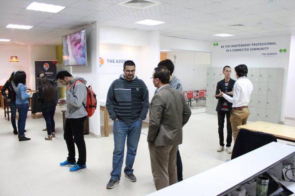 coworking algerie espaces