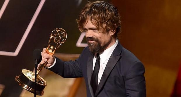2015 Emmy Kazananlar Peter Dinklage
