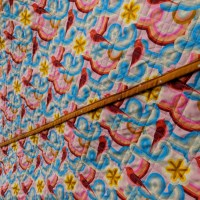 How many ways can you bind a quilt?