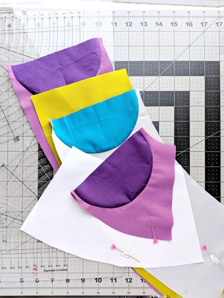 curved piecing quilt blocks - geeky bobbin